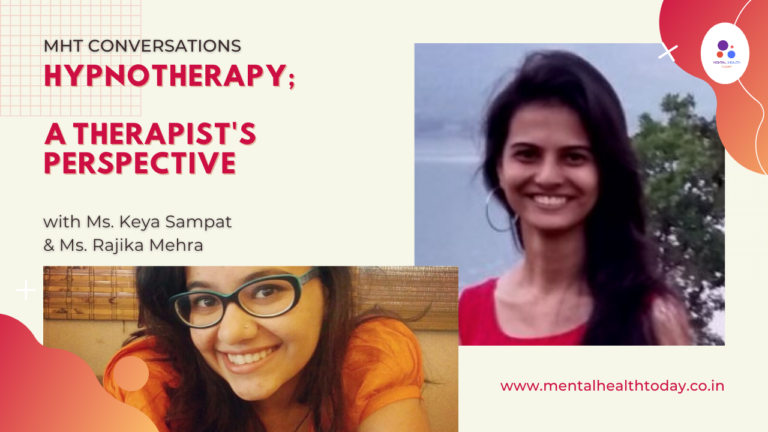 Hypnotherapy - A Therapist's Perspective - MHT conversation